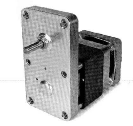QGM AC Reversible Gearmotor with Brake