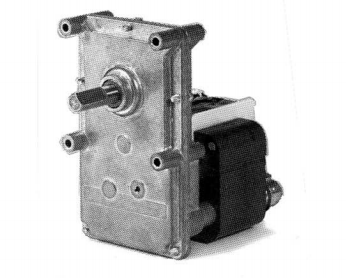 ZEM AC Shaded Pole Gearmotor