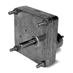CHM - DC Permanent Magnet Gearmotor - on Center-off